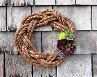 Handwoven wreath- small