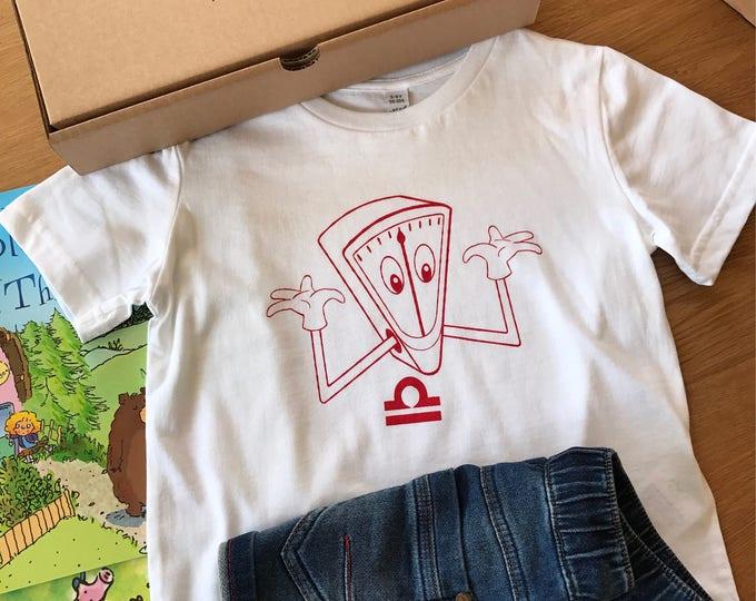 Libra Zodiac - Organic Toddler T-shirt