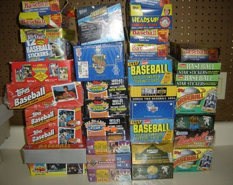 Baseball Card Grabbag 60s-2010s