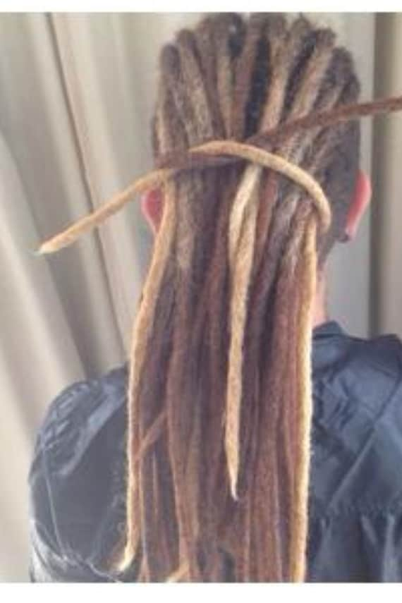 10 Very High Quality Dreadlock Extensions 100 Human Hair
