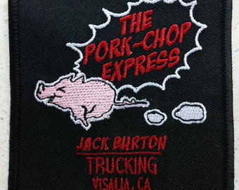 The Pork Chop Express patch Big Trouble In Little China