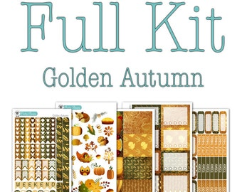 Golden Autumn Collection