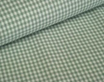 Vichy garda checkered fabric