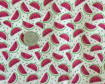 Watermelon Bicycle Basket Liner