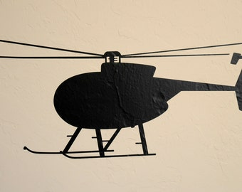 Helicopter - Wall Decal