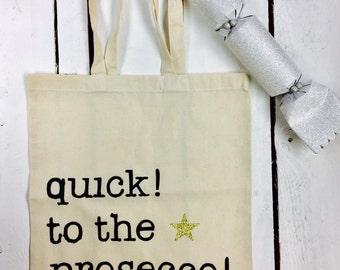 Prosecco Tote Bag