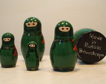 "Russian ""Polite doll"""