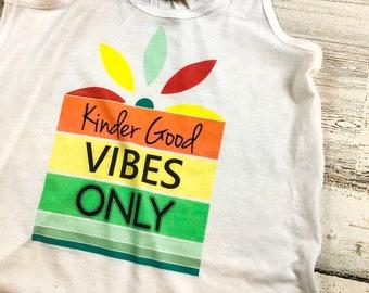 Kinder Good Vibes Only