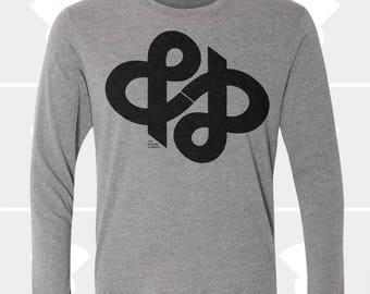 Ampersand - Unisex Long Sleeve Shirt