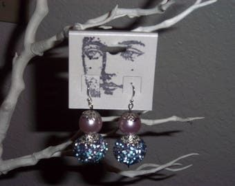 Lavender and Silver