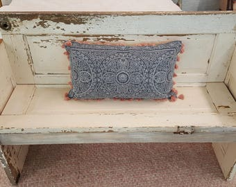 Antique Foyer Bench : Antique bench etsy