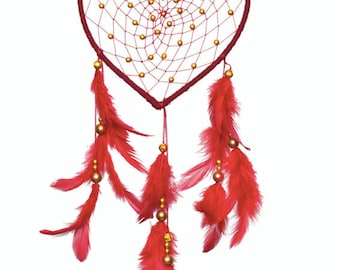 Valentine's love dream catcher