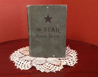 The Star Cook Book 1922,  3rd Edition