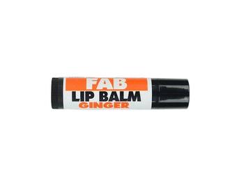 GINGER Lip Balm Vegan