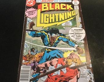 Black Lightning DC Comics 1977 no 1