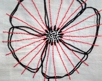 4 Big Digital Embroidery Patterns - Personality! by Starla Joy
