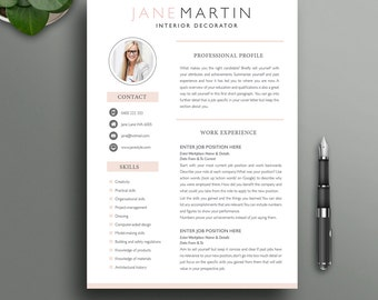 The resume boutique | Etsy
