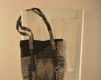 Two leaf Tote bag