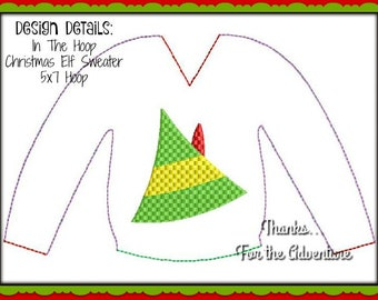 """Christmas Doll Sweater- As discussed on """"Thanks For The Adventure Digital Design Boutique"""""""