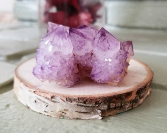Beautiful Spirit Amethyst Cluster