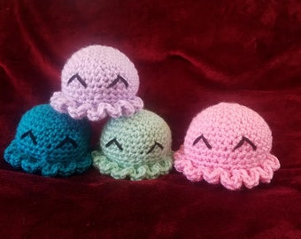 Octopuses/Octopi/Octopode/Plushie/Toys/Collectables/Stuffed/Gift/Crochet