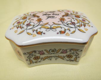 Till there was You **Songs of Love Music Box Collection ,Kate LLoyd Jones, 1983 Franklin Porcelain