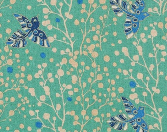 Blue Doves Designer Pillow Cover