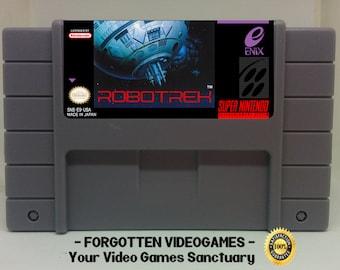 Robotrek - SNES Super Nintendo