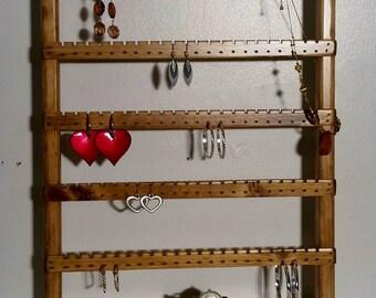 Earring Holder Jewelry Stand Jewelry Organizer Jewelry Display Earring Organize Jewelry Storage Earring Display Stand Jewelry Storage