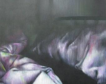 Shhh....... 2, 2009 (Original painting)
