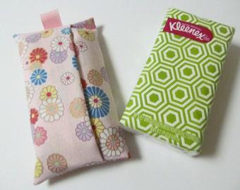 Tissue Case/Candy Flower