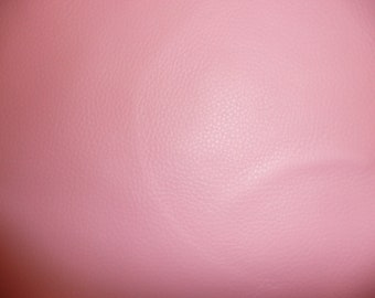 """Leather 12""""x12"""" KING Soft Pink Full Grain Cowhide 3 oz / 1.2 mm PeggySueAlso™ E2881-05 Full Hides Available"""