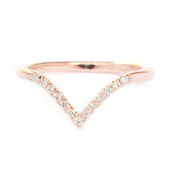 round gold via oh engagement classic instagram wedding simple set who rings for love pave shanecompany band cut so girls