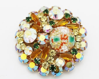 Vintage Juliana Easter Egg Brooch
