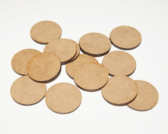 25mm Circle Shapes For Craft/Scrap-booking/Decoration