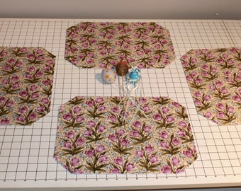 SALE: Reversible Spring/Easter Placemats