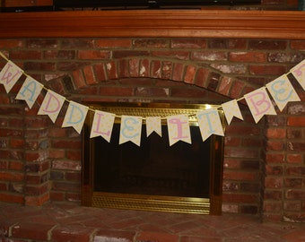 Waddle It Be? Gender Reveal Party Banner