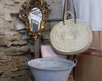 French style vintage Italian mirror french vintage Italian style mirror