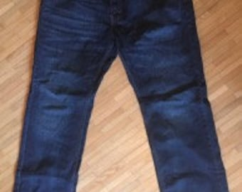 Vintage Levis Mens 559 Jeans, Like New Condition