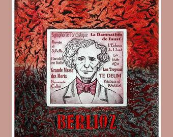 Berlioz greetings card