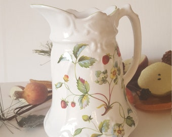 Old Foley-England Milk/Water Pitcher For Wedding, Dinner Party, Bridal Shower,Collectable, Tea Party, Replacement, Mismatched Dishes,