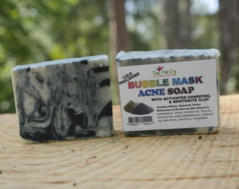 Bubble Mask ACNE SOAP