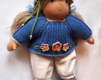 Waldorf doll Aline