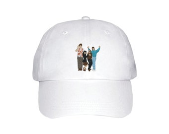 Seinfeld Group Embroidered Cap