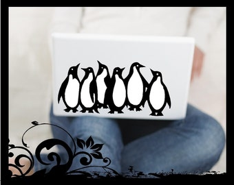 Small Penguins - Vinyl Decal