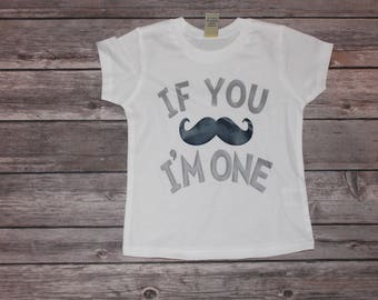 If You Mustache I'm One