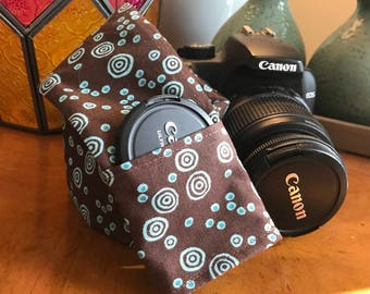 DSLR Accessories, Dslr Camera Strap, Photographer Gift, Camera Accessories, Photographer Accessories, Lens Pocket, SLR strap, Dslr Camera