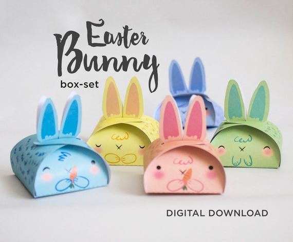 Printable Easter Box