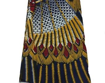 African Holland Prints Wax Fabric Most Popular Africa Wax Hollandais 6 Yards