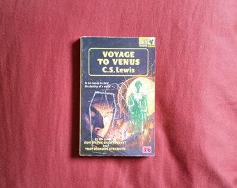 C.S. Lewis - Voyage to Venus (Pan Books 1963) - Perelandra, Space Trilogy